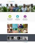 Website design # 370512 voor Internationale consultancy website met veel foto's en toch een professionele uitstraling wedstrijd