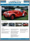Website design # 427711 voor Fris ontwerp voor bestaande website. wedstrijd