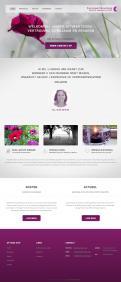 Website design # 306035 voor Erna Jansen Uitvaartzorg wedstrijd