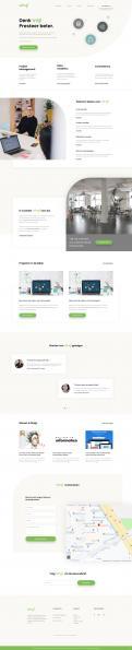 Website design # 990994 voor Vrij goede Consultants zoeken heel goed website ontwerp wedstrijd
