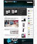Website design # 165873 voor Nieuw uiterlijk voor grootste Android-website van NL en BE wedstrijd