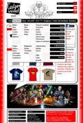 Website design # 144188 voor New Professional & Trendy design for our Website! wedstrijd