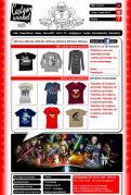 Website design # 144037 voor New Professional & Trendy design for our Website! wedstrijd