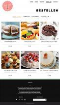 Website design # 445617 voor Zorg jij voor een Keet-site om van te smullen? wedstrijd