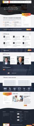 Website design # 1116690 for complete redesign website contest