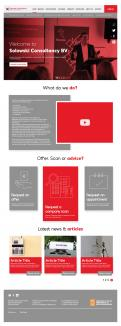 Website design # 1132319 for Website Design Solowski Consultancy BV contest