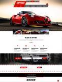 Website design # 418653 voor Website ontwerp chiptuning bedrijf wedstrijd