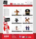Website design # 144153 voor New Professional & Trendy design for our Website! wedstrijd