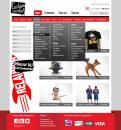 Website design # 144154 voor New Professional & Trendy design for our Website! wedstrijd