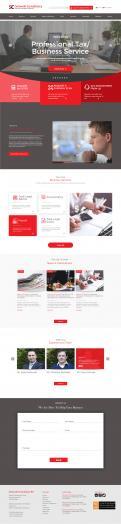 Website design # 1132621 for Website Design Solowski Consultancy BV contest