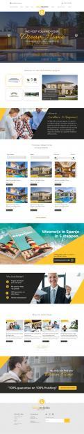 Website design # 1205653 voor Real Estate website platform wedstrijd