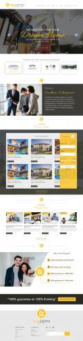 Website design # 1205594 voor Real Estate website platform wedstrijd