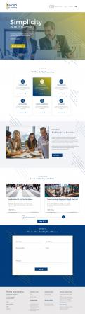 Website design # 1118238 for complete redesign website contest