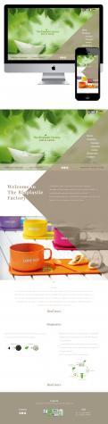 Website design # 436624 voor The Bioplastic Factory..we do good, but we want to do great with our new website! wedstrijd