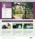 Website design # 307030 voor Erna Jansen Uitvaartzorg wedstrijd