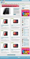 Website design # 162973 voor Nieuw uiterlijk voor grootste Android-website van NL en BE wedstrijd