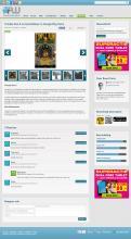 Website design # 162976 voor Nieuw uiterlijk voor grootste Android-website van NL en BE wedstrijd