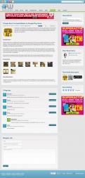 Website design # 162491 voor Nieuw uiterlijk voor grootste Android-website van NL en BE wedstrijd