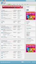 Website design # 162492 voor Nieuw uiterlijk voor grootste Android-website van NL en BE wedstrijd