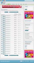 Website design # 162493 voor Nieuw uiterlijk voor grootste Android-website van NL en BE wedstrijd