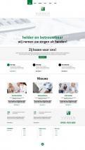 Website design # 385225 voor Website Vossen Belastingadviseurs wedstrijd