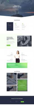 Website design # 990456 voor Vrij goede Consultants zoeken heel goed website ontwerp wedstrijd