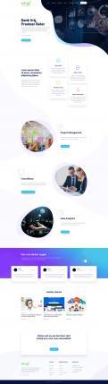 Website design # 992363 voor Vrij goede Consultants zoeken heel goed website ontwerp wedstrijd